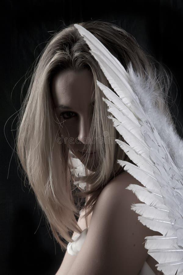 Bel ange photographie stock libre de droits