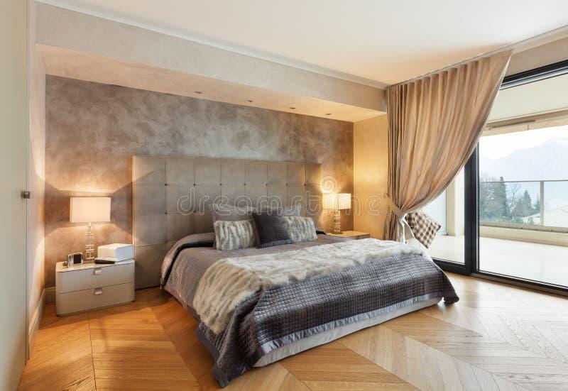 Bel appartement meublé image libre de droits