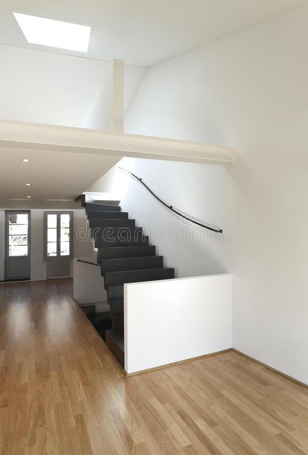 Bel appartement moderne image libre de droits