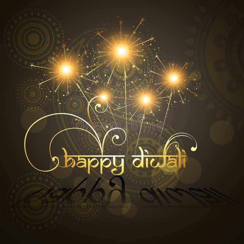Bel art indou de festival de diwali