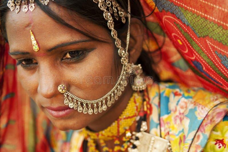 Bel Indien image libre de droits