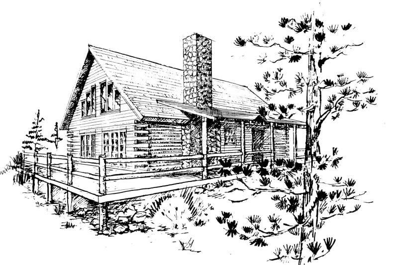 Bela dom ilustracji