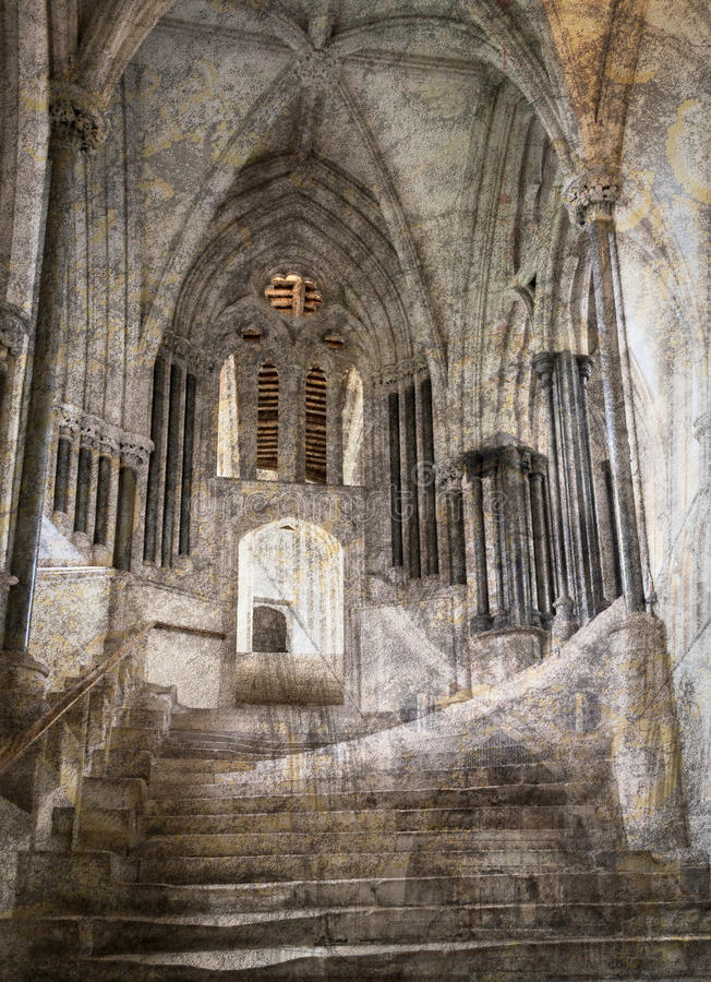 Belas artes artísticas da catedral B de Wells fotos de stock royalty free