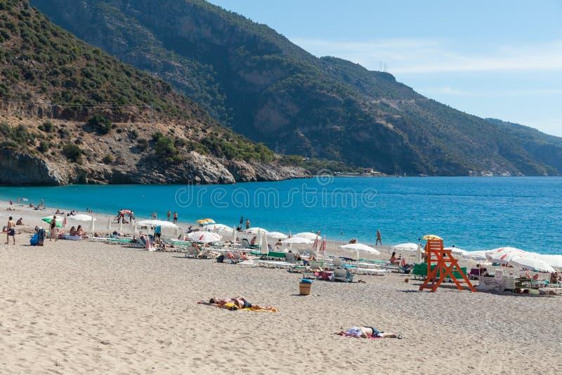 Download Belcekiz Beach, Oludeniz, Turkey Editorial Photography - Image: 38695287
