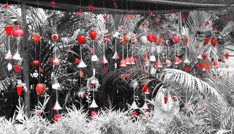 Belces rojas imagen de archivo