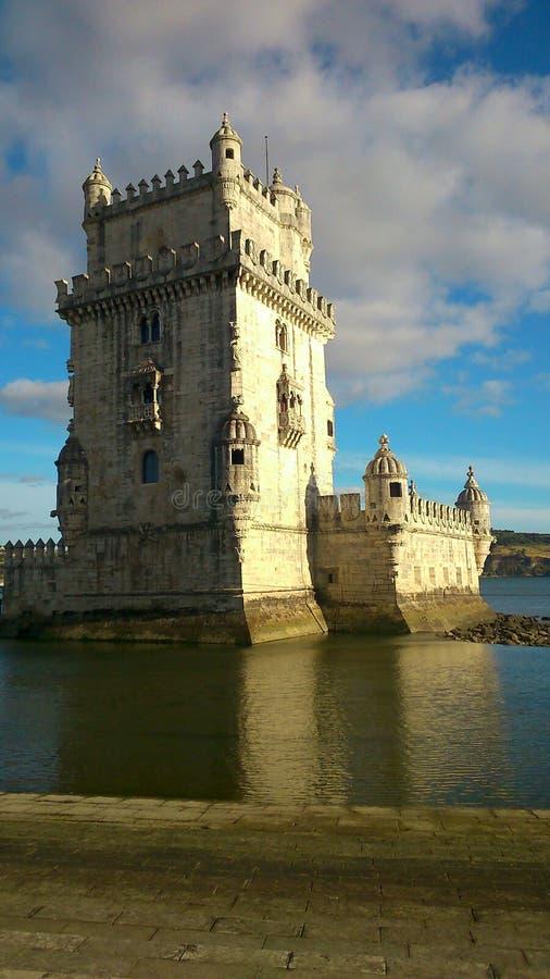 belem de torre стоковое изображение rf