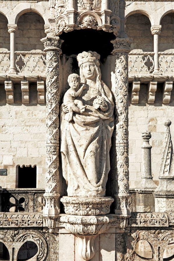 belem lisbon Португалия стоковые фотографии rf