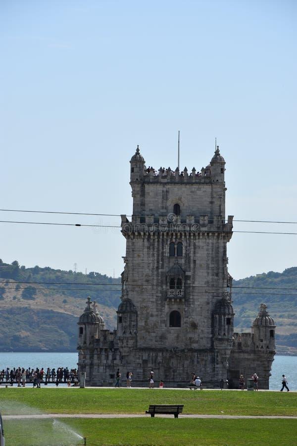 Download Belem lisbon portugal torn redaktionell bild. Bild av lopp - 76701836