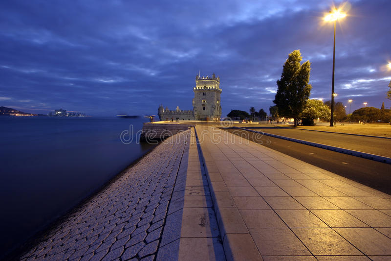 Download Belem Tower stock photo. Image of belem, travel, portugal - 20864758