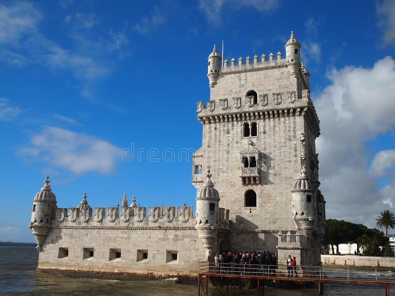 Download Belem Tower editorial stock image. Image of outdoors - 23175364