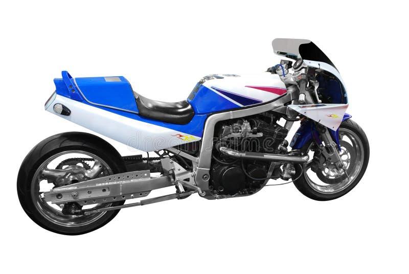 Belemmering-fiets stock foto
