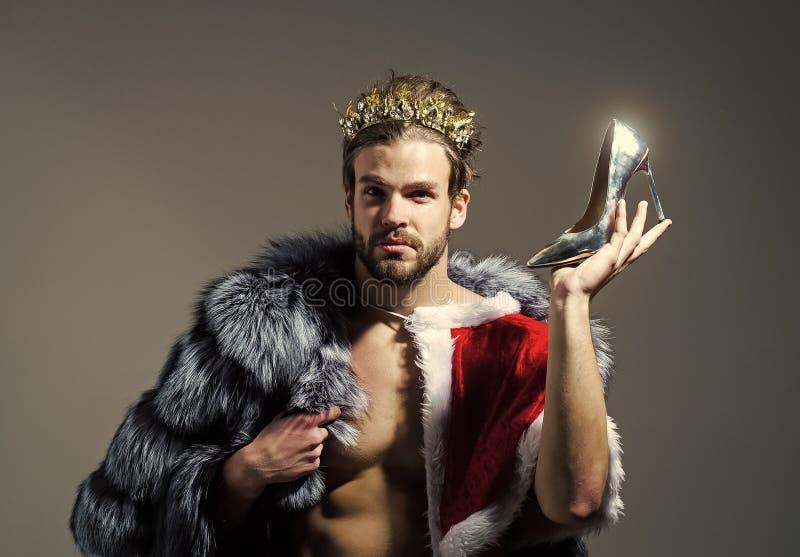 Belemmeringskoningin, homosexual en trans stock foto's