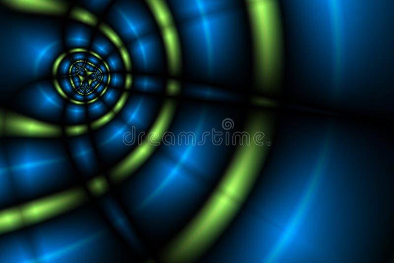 Beleuchtet Hintergrund III vektor abbildung