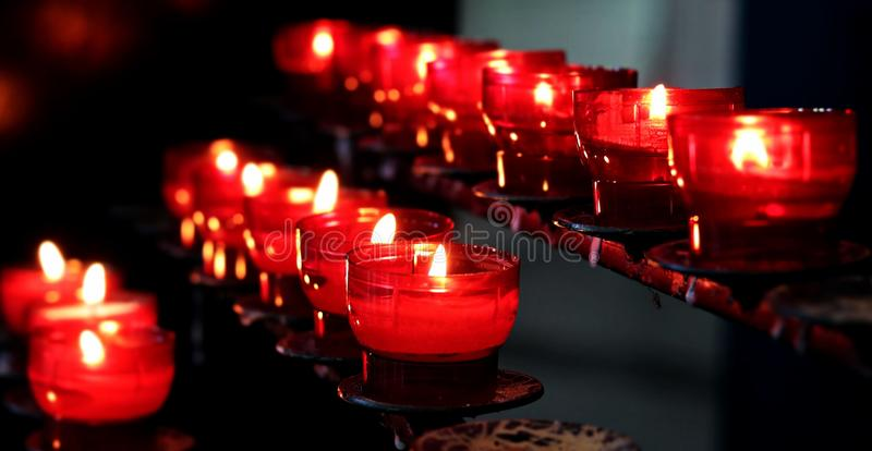 Beleuchtung, Kerze, Fête