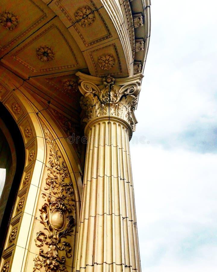 Beleza arquitetónica imagem de stock royalty free