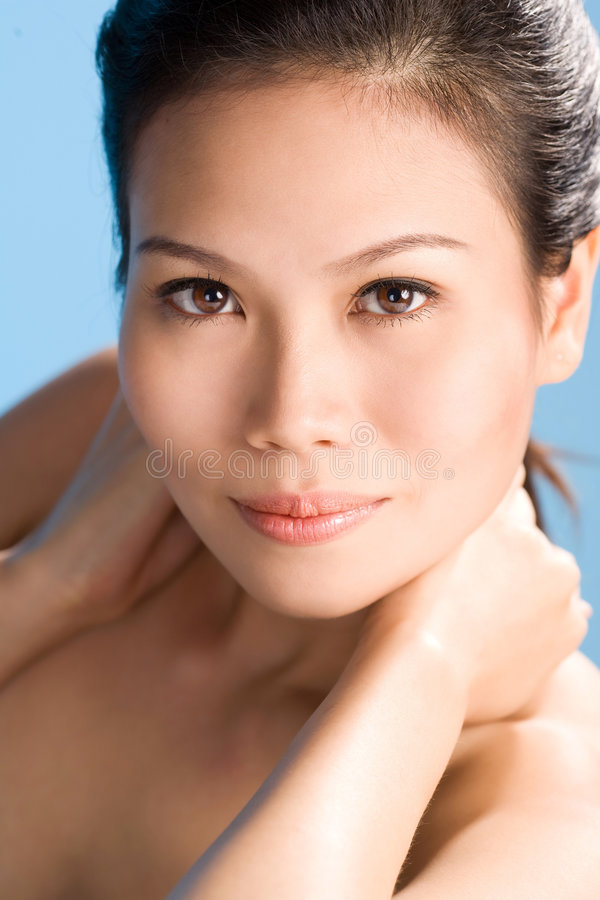 Beleza asiática fotos de stock royalty free