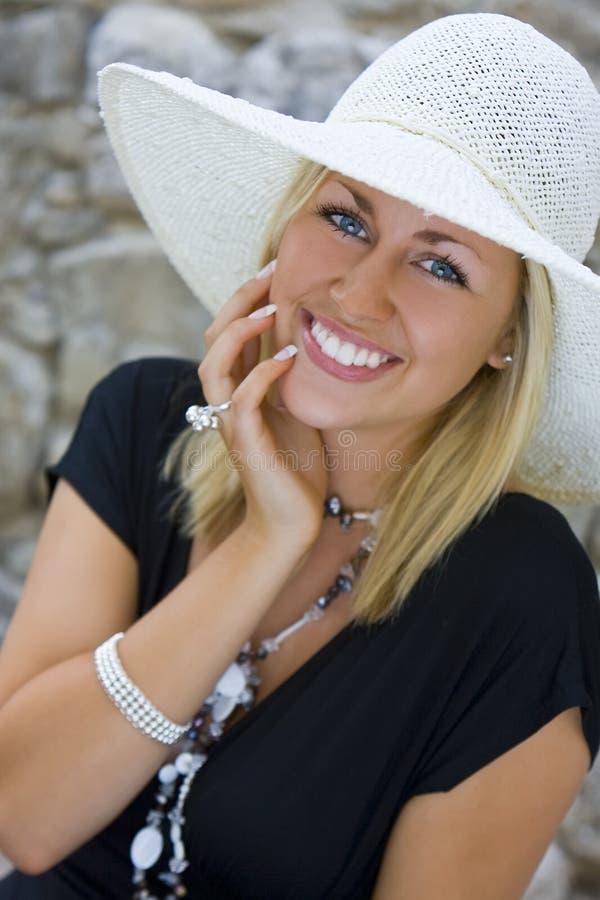 Beleza com classe foto de stock royalty free