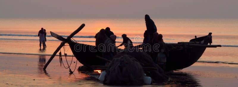 Beleza da manhã de Degha, bengal ocidental imagens de stock royalty free