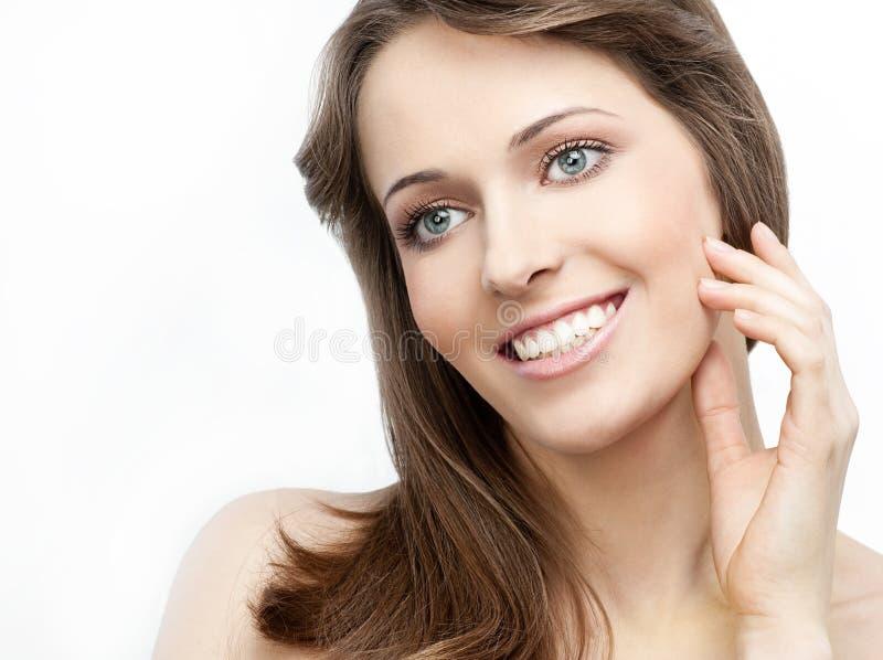 Download Beleza da mulher imagem de stock. Imagem de romântico - 12805125