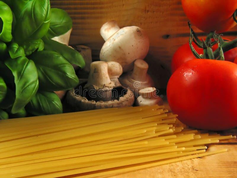 A beleza de ingredientes naturais fotografia de stock royalty free