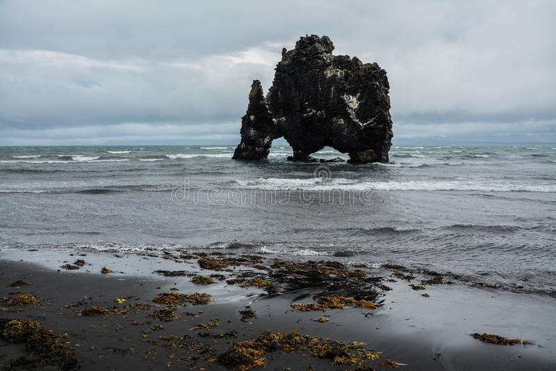 Beleza de Islândia foto de stock royalty free