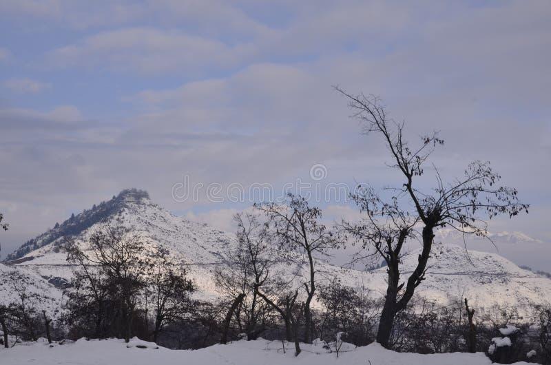 Beleza de kashmir norte Baramulla fotos de stock