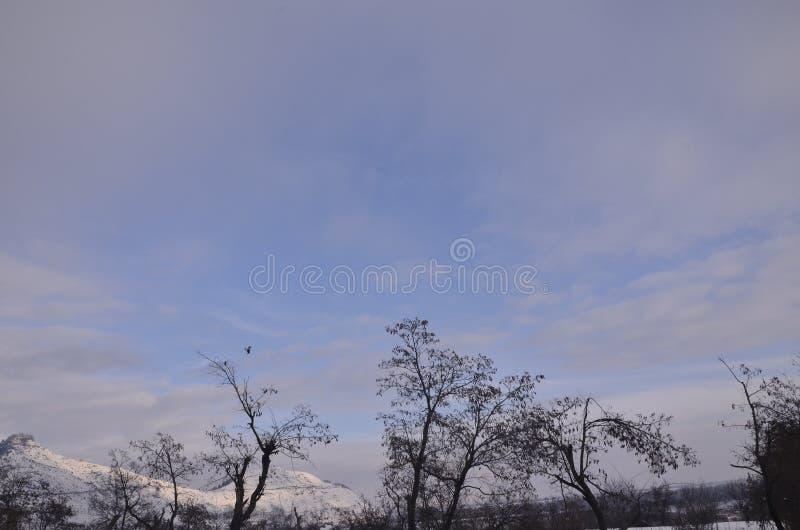 Beleza de kashmir norte Baramulla fotos de stock royalty free