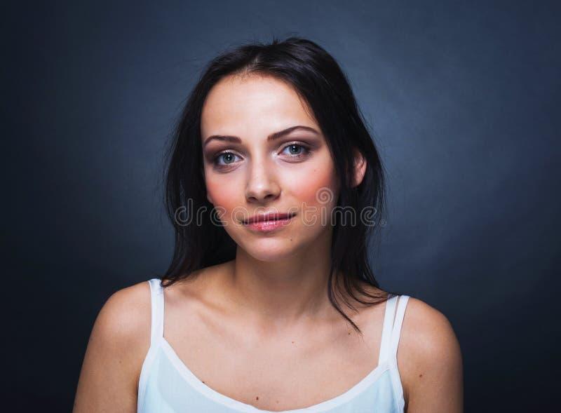 Beleza do adolescente imagens de stock royalty free