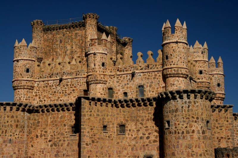 Beleza do castelo fotos de stock royalty free