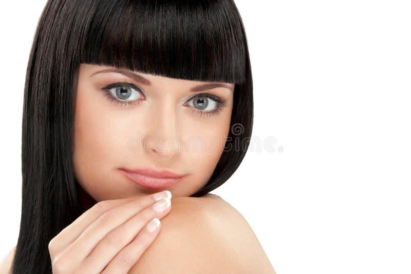 Beleza do Close-up fotografia de stock royalty free