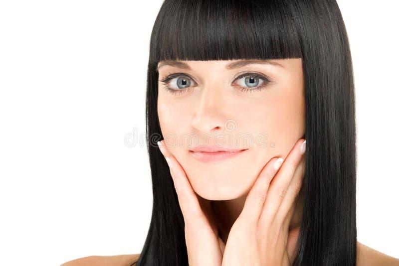 Beleza do Close-up fotos de stock royalty free
