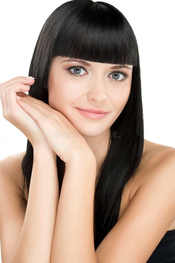 Beleza do Close-up foto de stock royalty free
