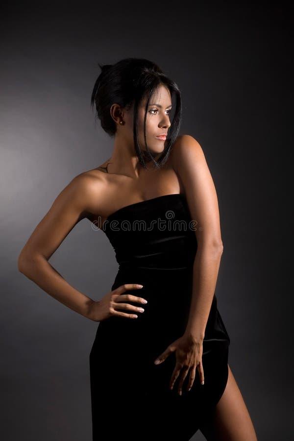 Beleza do Latino fotos de stock royalty free
