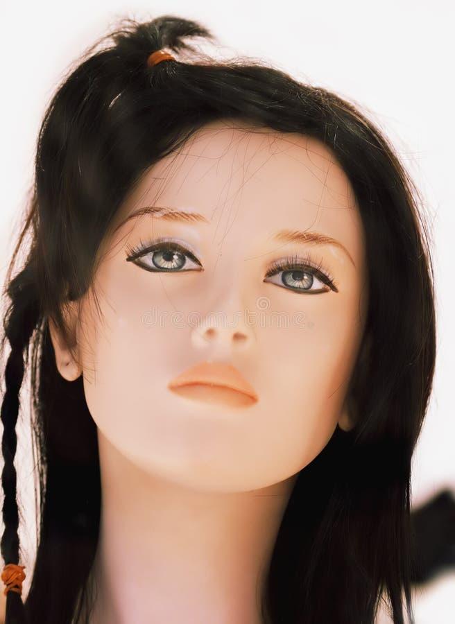 Beleza do Mannequin - imagem de stock royalty free