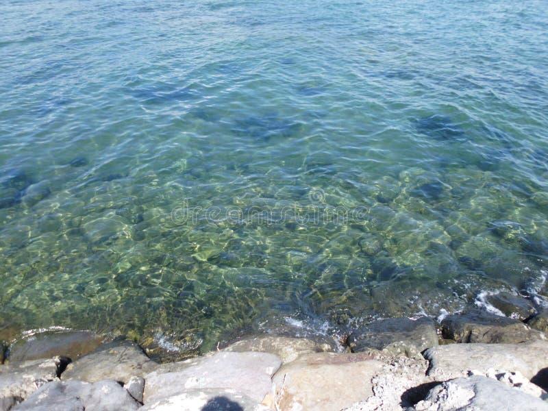 Beleza do mar imagem de stock royalty free