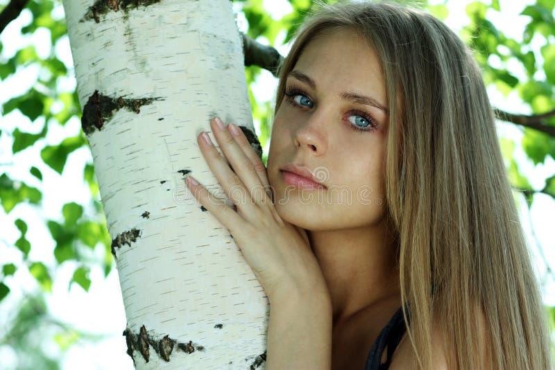 Beleza do russo imagem de stock