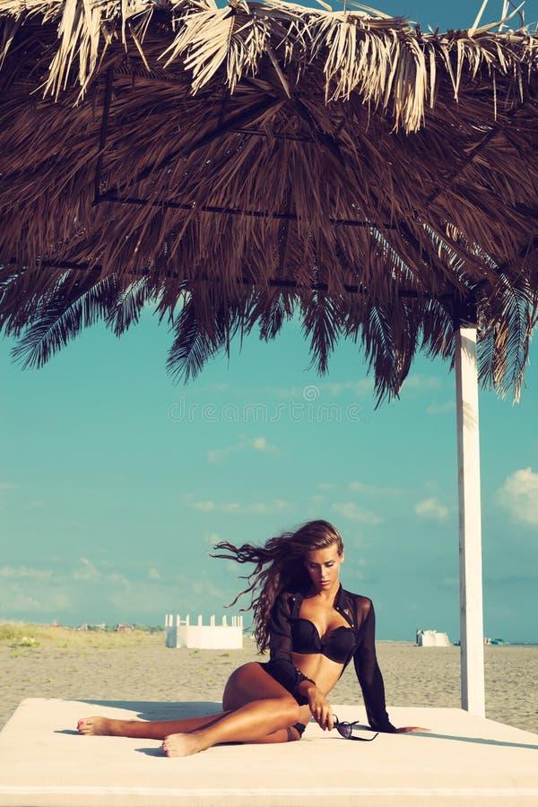 Beleza do verão foto de stock royalty free