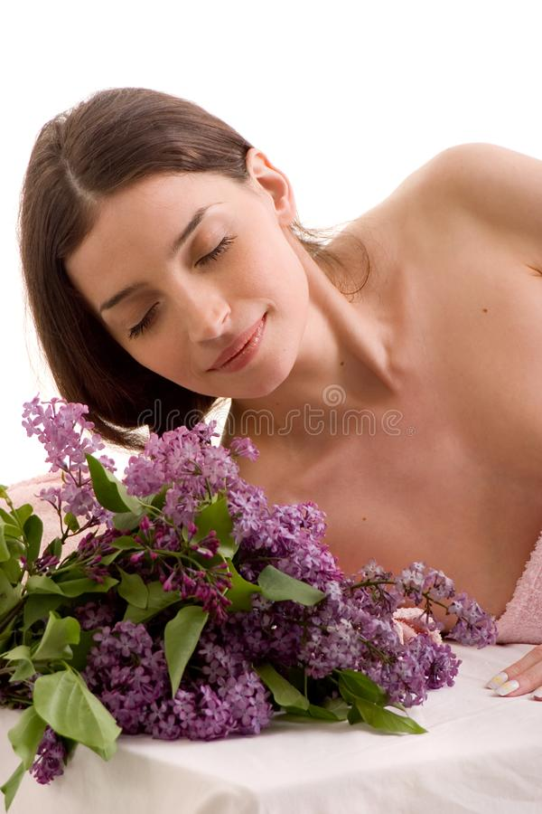 Beleza e termas foto de stock royalty free