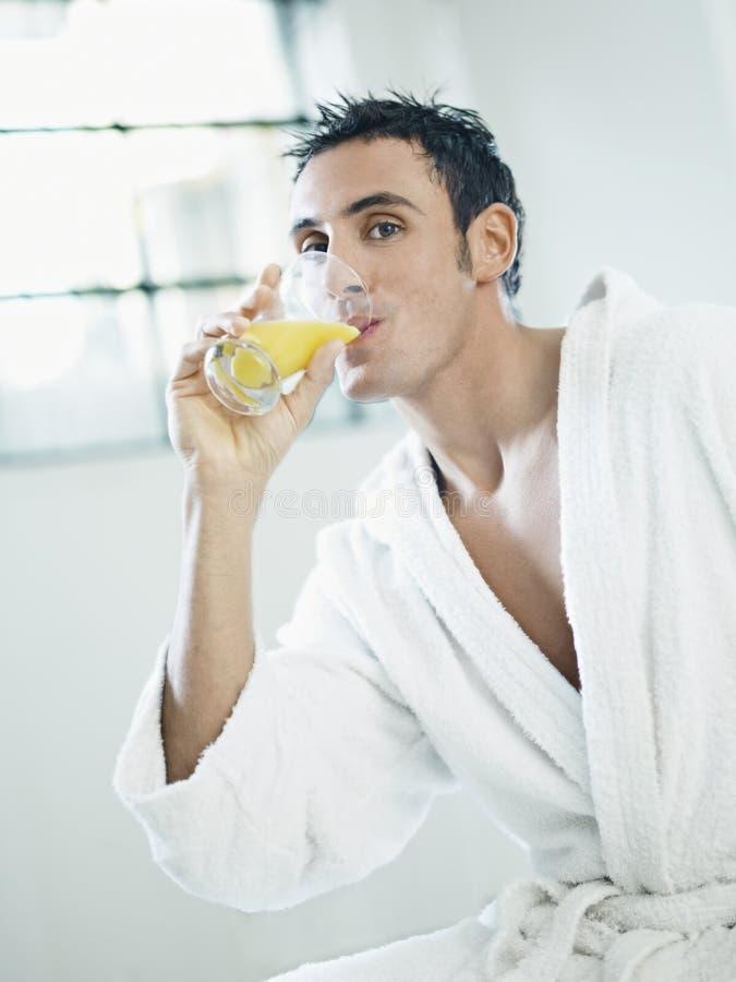 Beleza masculina fotografia de stock royalty free