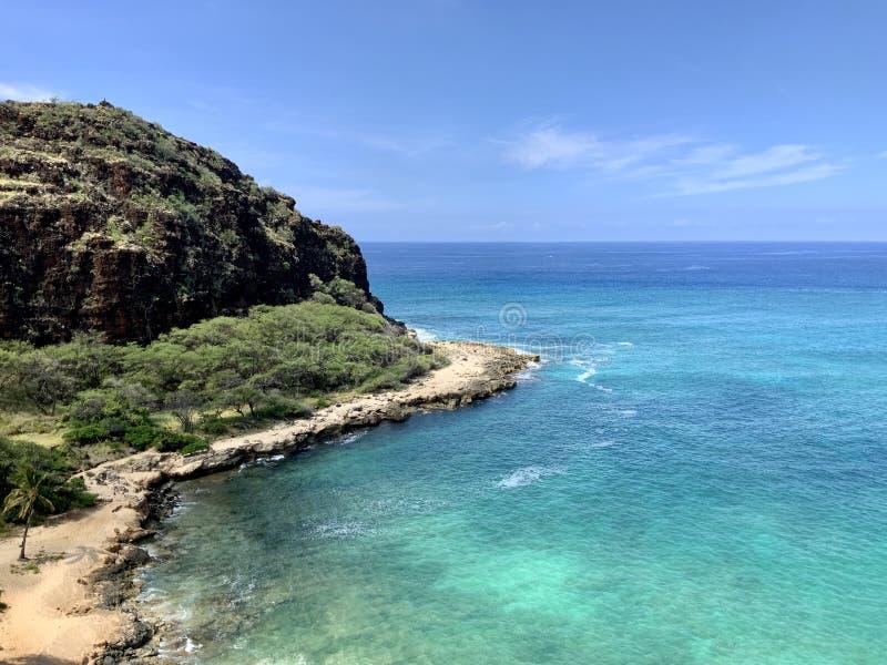 Beleza Neach havaiana imagens de stock royalty free