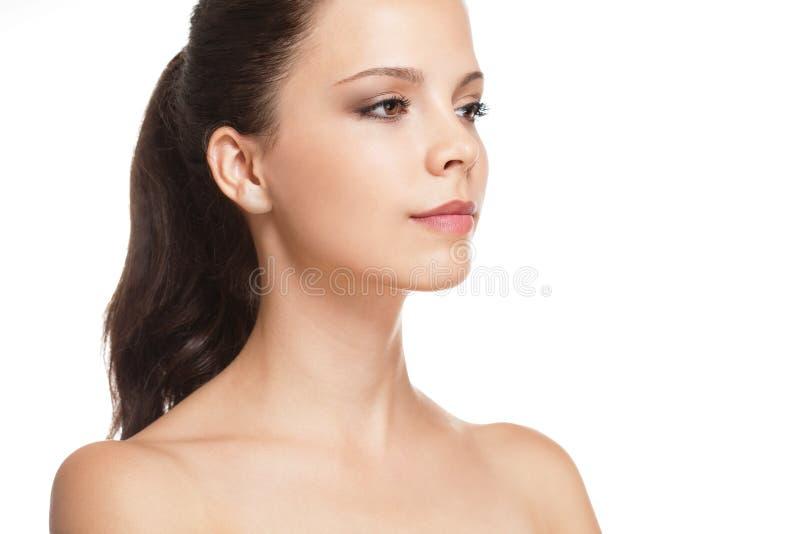 Beleza nova orgulhosa. imagens de stock