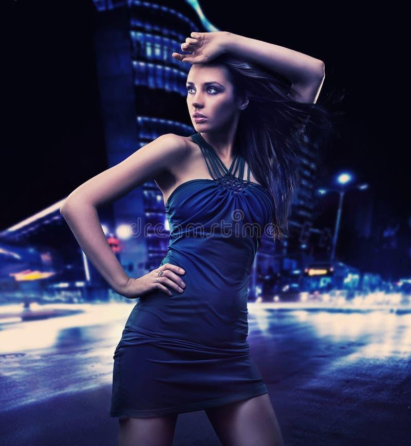 Beleza nova 'sexy' foto de stock royalty free