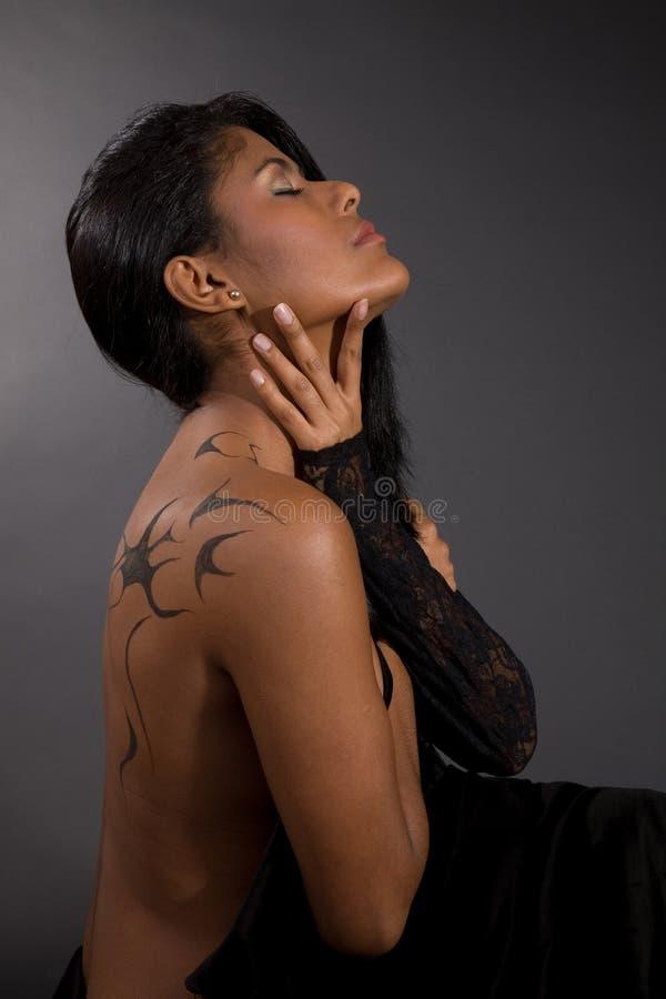 Beleza Ravishing fotografia de stock royalty free