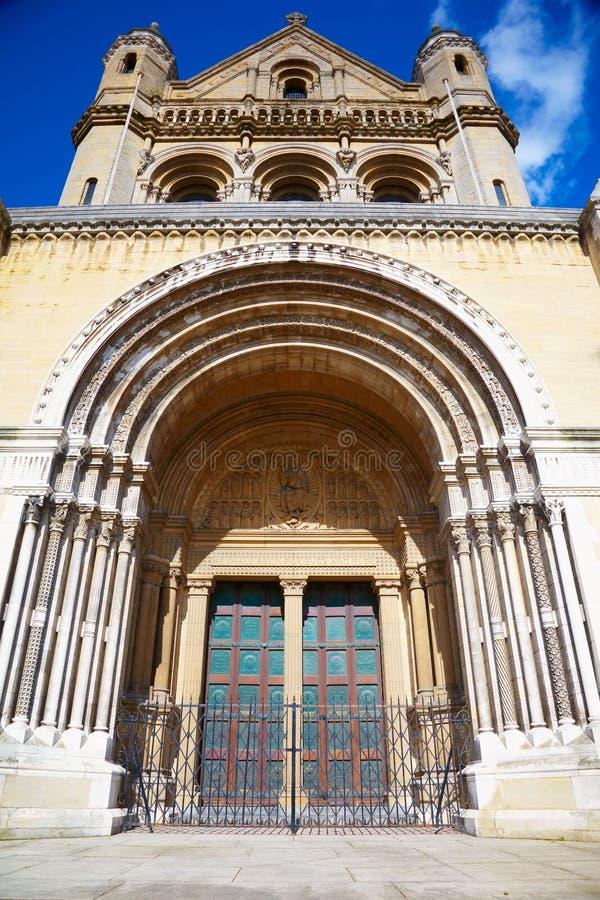belfast katedra zdjęcia stock