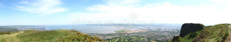 Belfast - monte da caverna fotos de stock royalty free