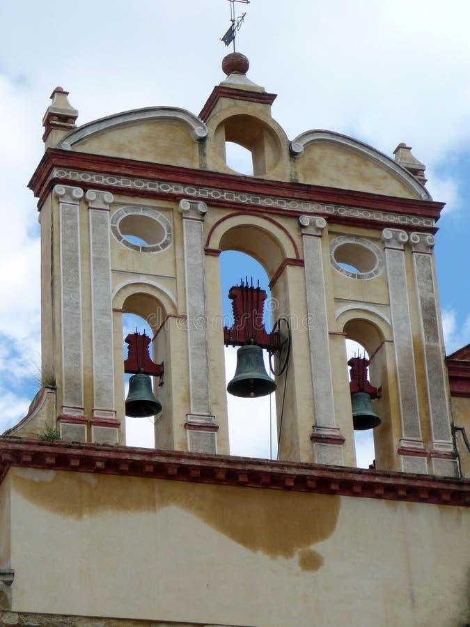 belfry royalty-vrije stock fotografie