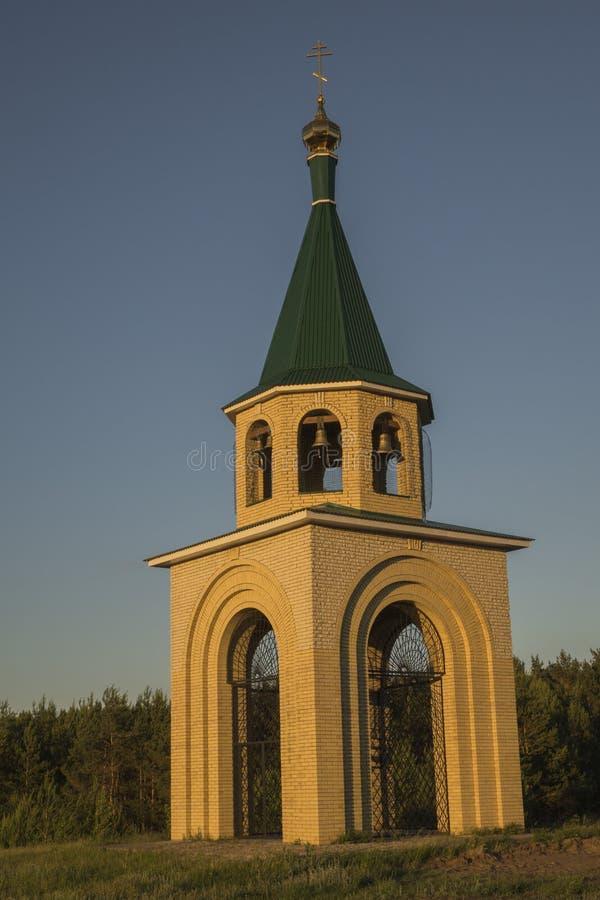 belfry stock foto's