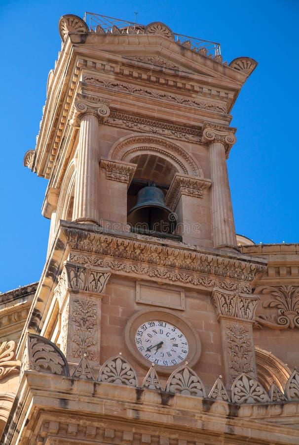 belfry royalty-vrije stock afbeelding
