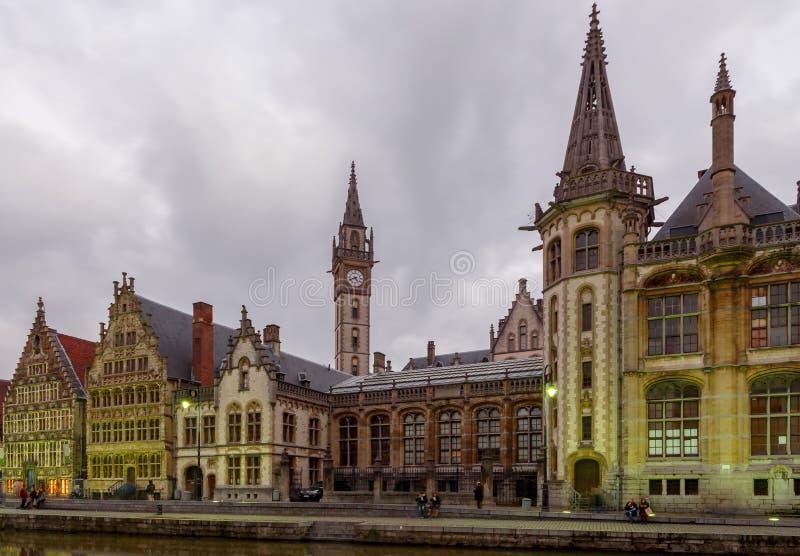 Belgia szacowny zdjęcia stock