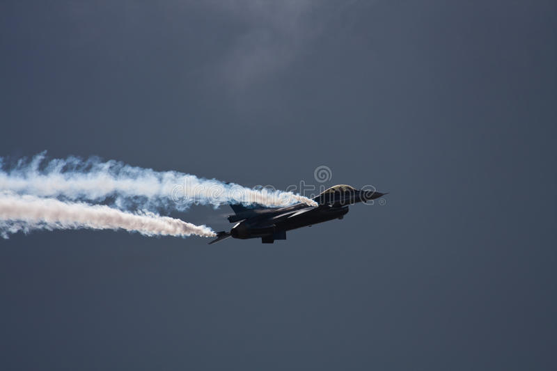 Download Belgian Air Component F-16 Royalty Free Stock Photography - Image: 16032487